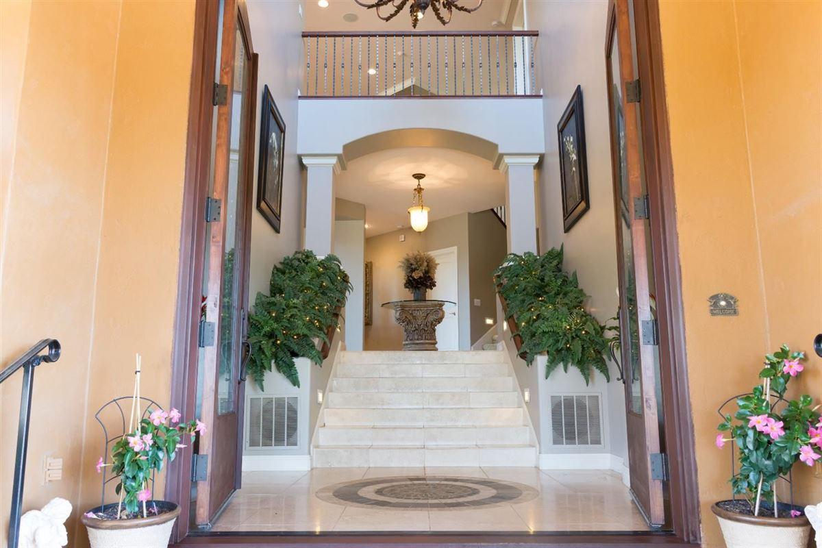 Luxury properties Custom gated home on five acres