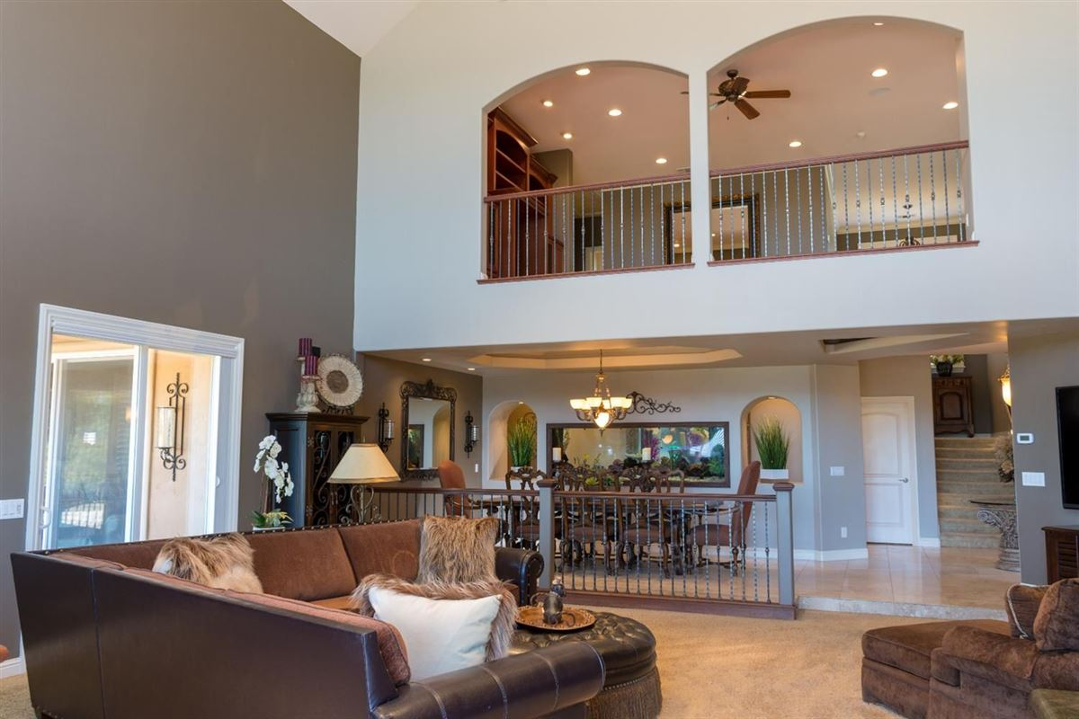 Luxury homes in Custom gated home on five acres