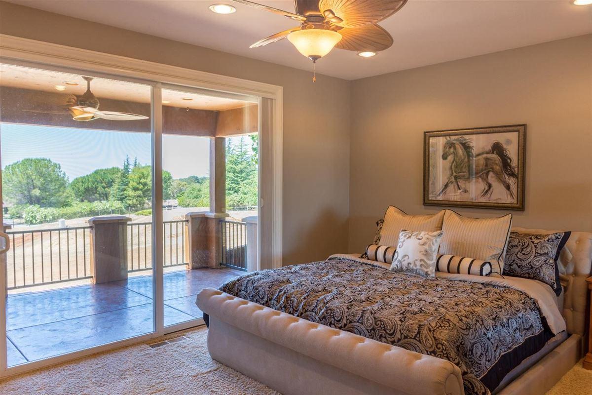 Custom gated home on five acres luxury properties