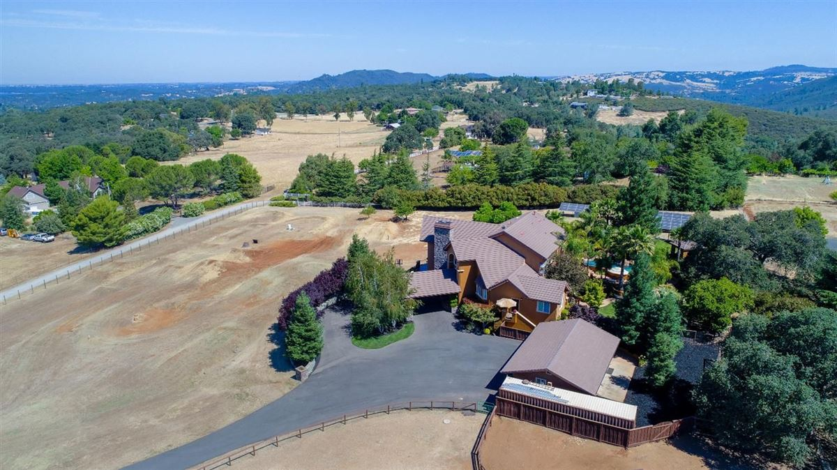 Luxury homes Custom gated home on five acres