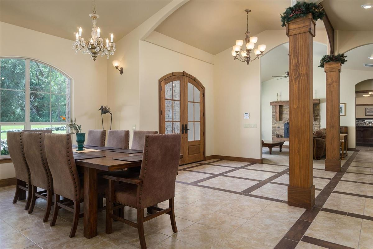 gorgeous custom home with unique character luxury real estate
