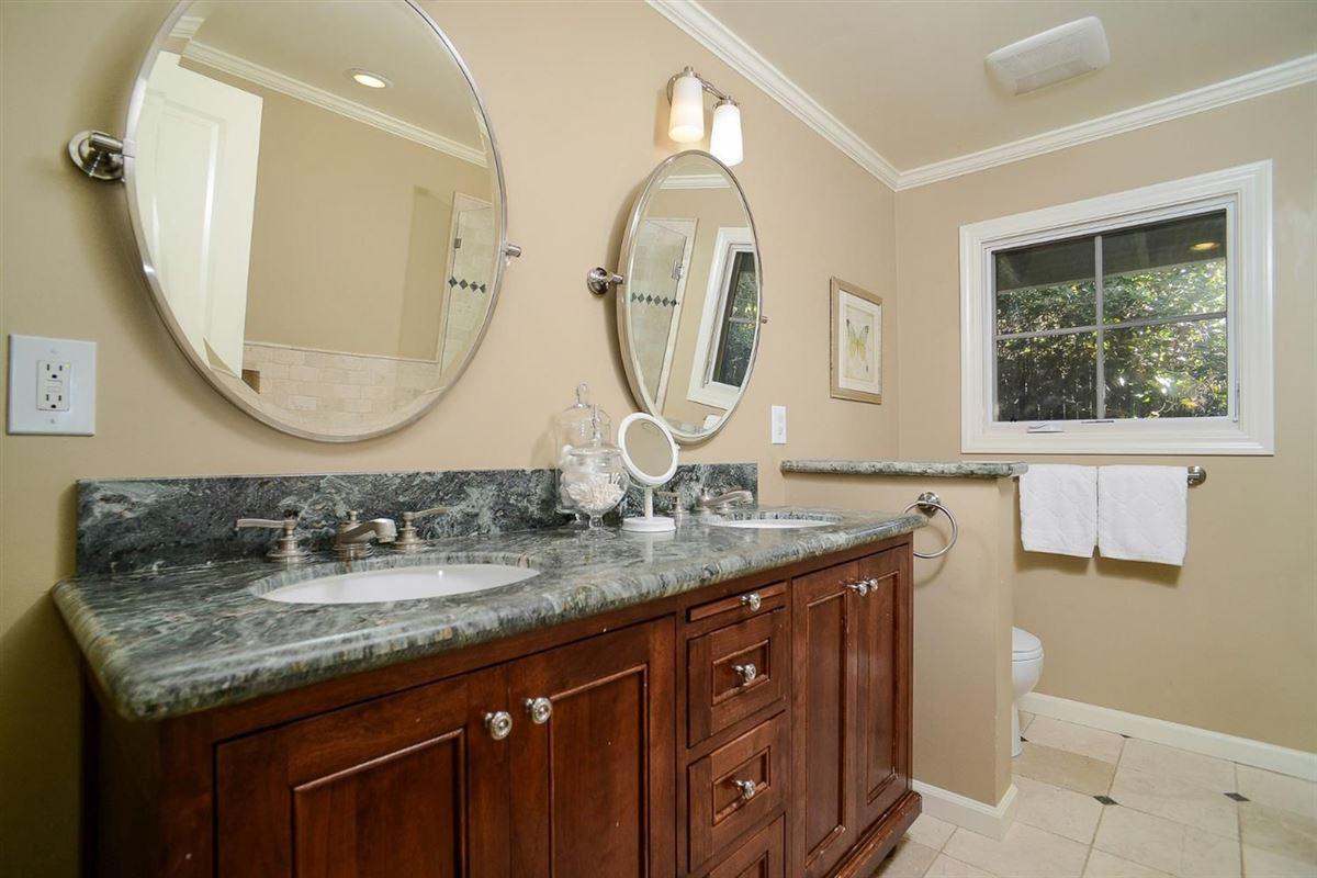 Luxury properties beautifully updated Sierra Oaks home