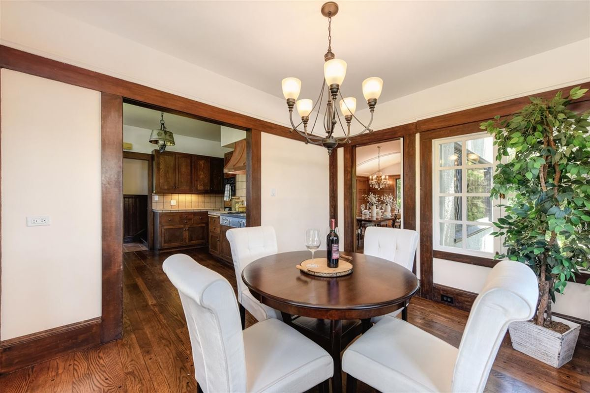 Luxury properties 1913 Tudor with Timeless Architectural Elegance