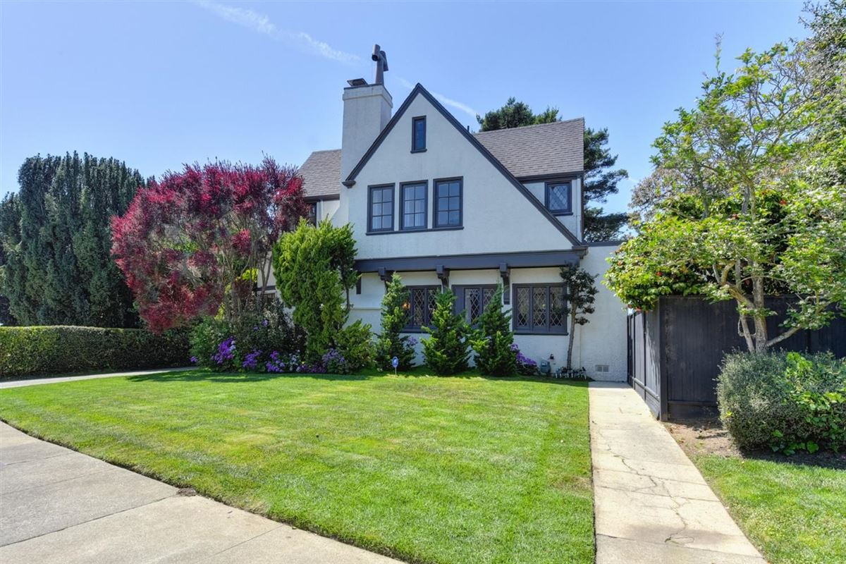 1913 Tudor with Timeless Architectural Elegance  luxury properties