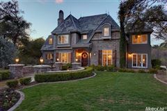Spectacular Lincoln French country estate  mansions
