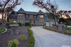 Luxury homes in Spectacular Lincoln French country estate