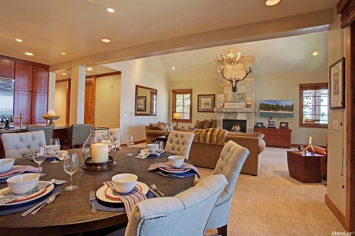 Luxury real estate amazing lakefront condo