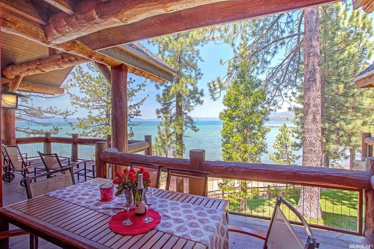 Luxury properties amazing lakefront condo