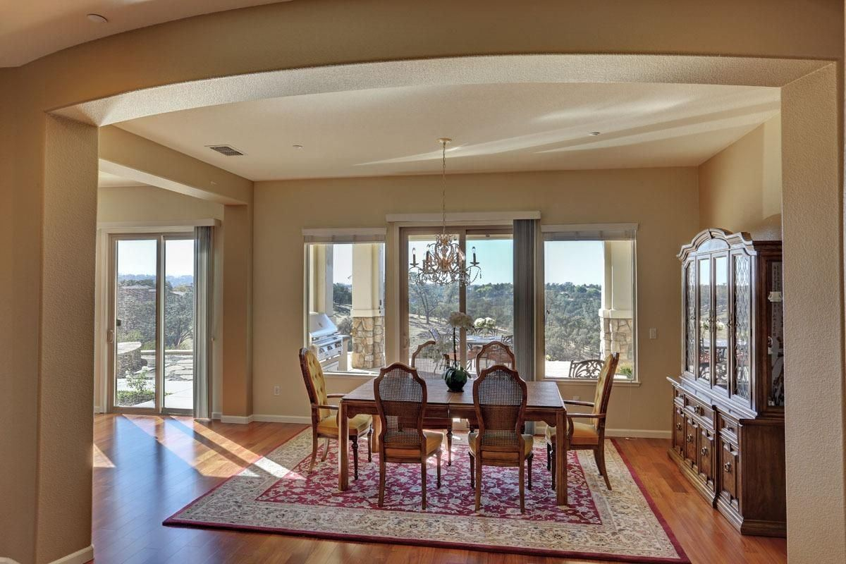 Luxury real estate immaculate home with incredible view