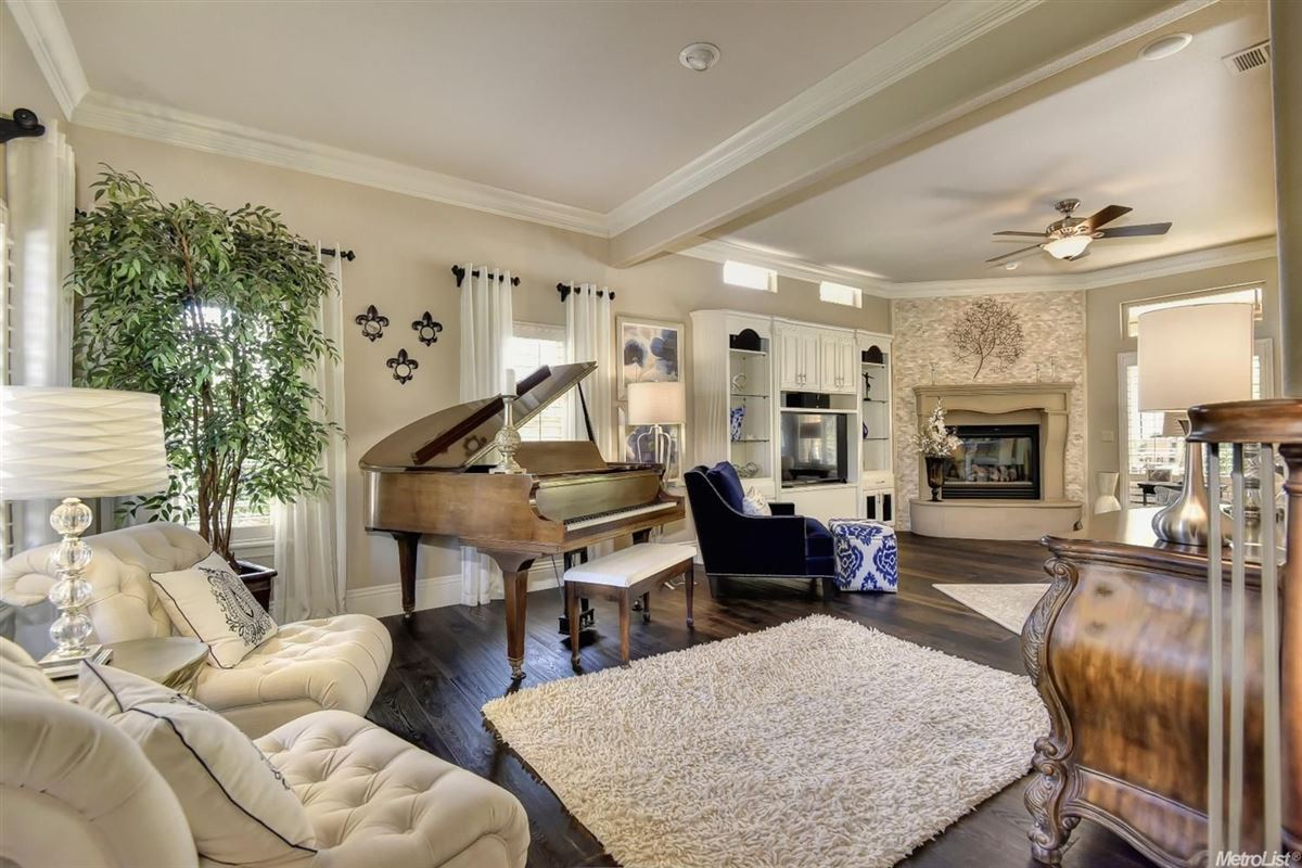 stunning, custom-built home in rocklin luxury properties