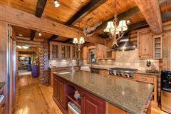 an extraordinary log home luxury real estate