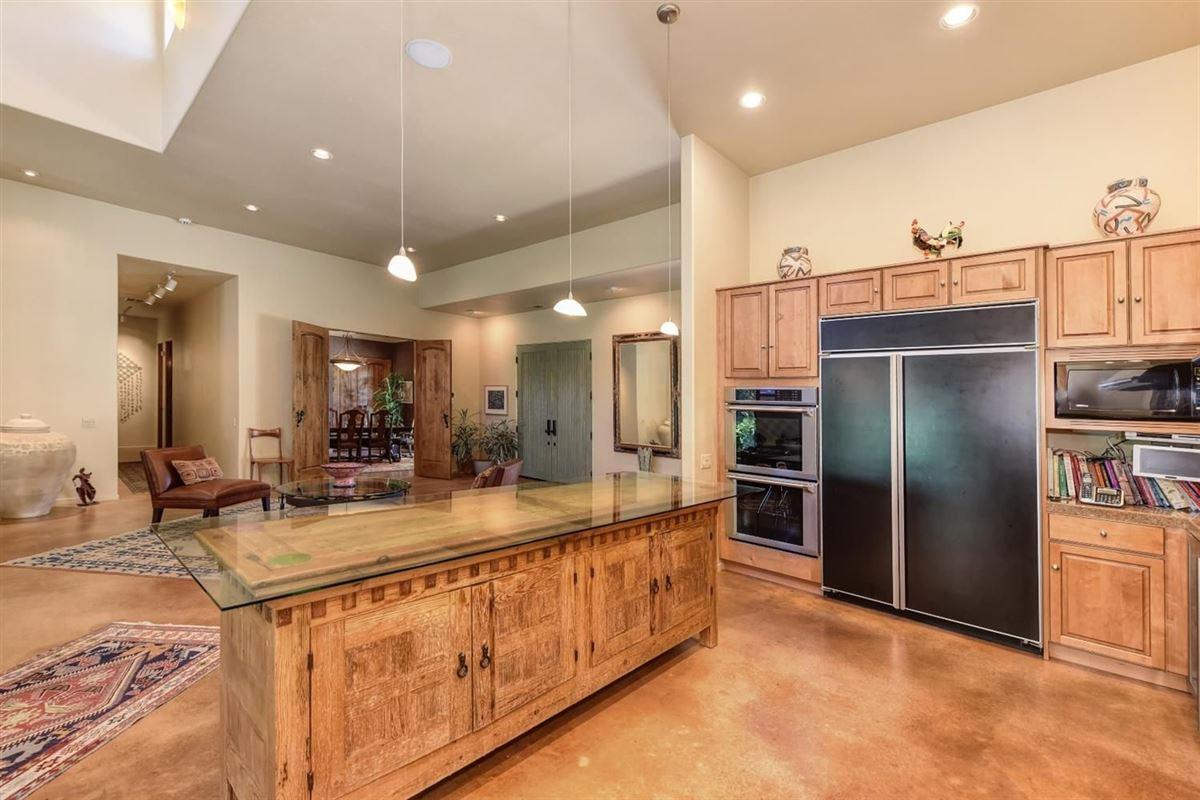 Luxury homes immaculate single-story custom home