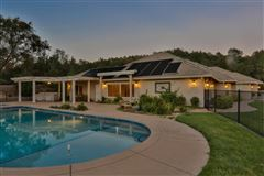Luxury homes in Totally custom Shingle Springs home