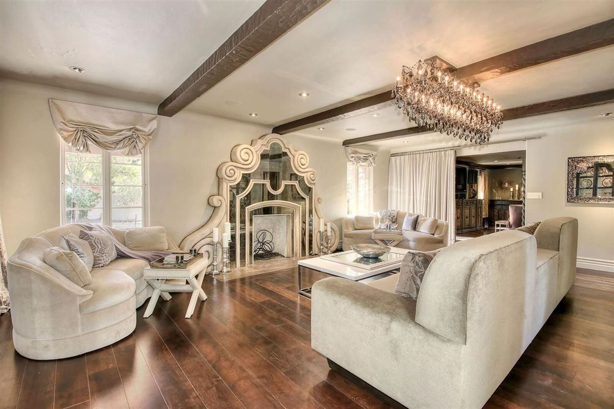 Luxury homes in compound with European style and sophistication