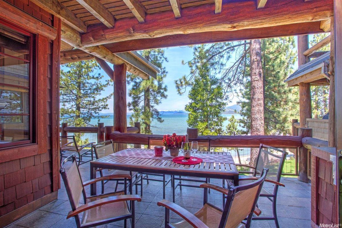 amazing lakefront condo mansions
