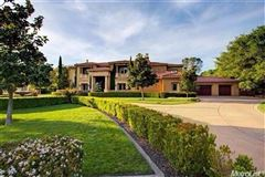 Spectacular Custom Built Estate In Granite Bay mansions