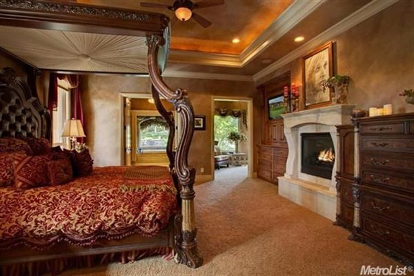 Mansions in Spectacular Custom Built Estate In Granite Bay