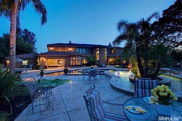 Luxury properties Spectacular Custom Built Estate In Granite Bay