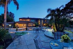 Spectacular Custom Built Estate In Granite Bay luxury homes