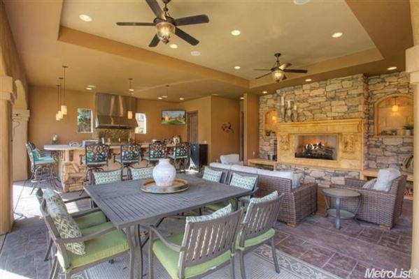Elegant home in granite bay luxury homes