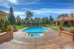Luxury real estate Elegant home in granite bay