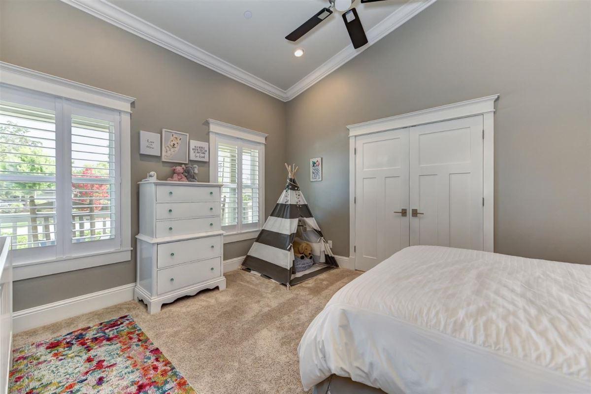 Custom Craftsman Gated Estate luxury homes