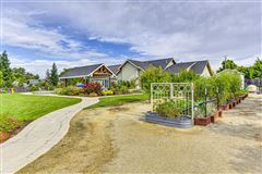 Luxury real estate Custom Craftsman Gated Estate