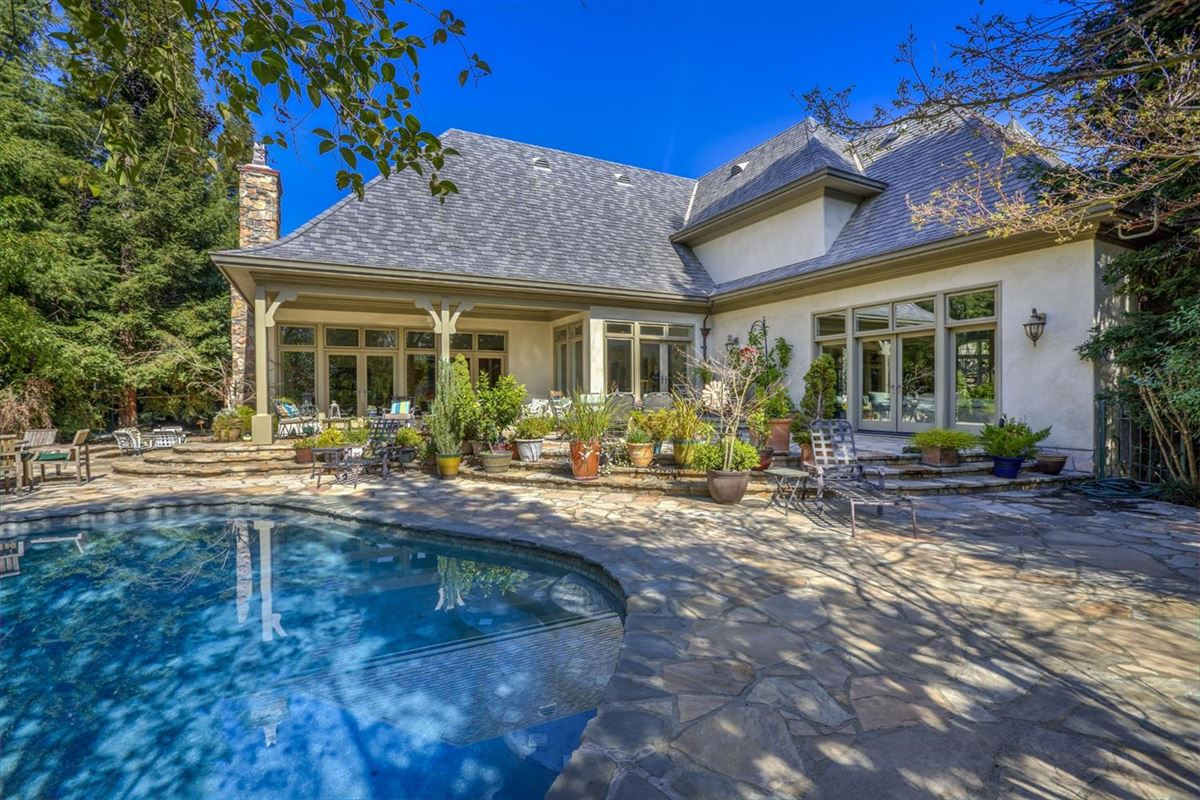 Luxury properties a Majestic custom home