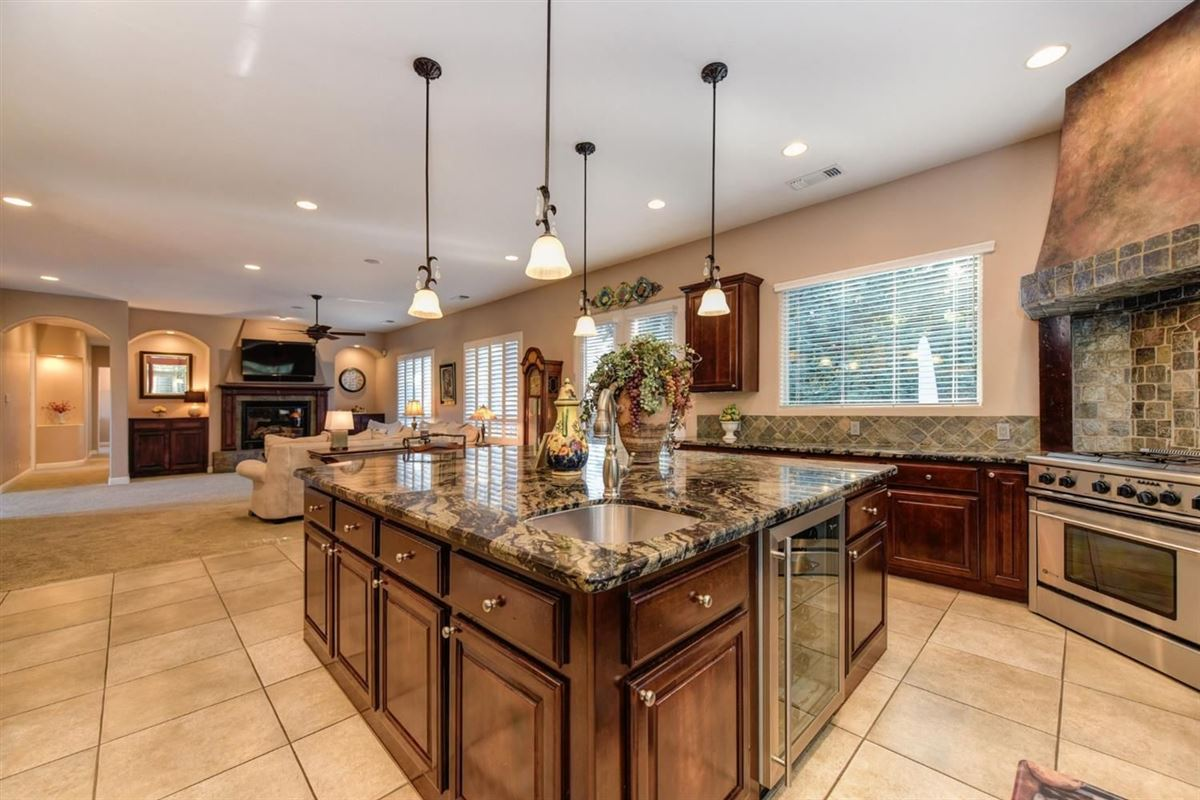 Luxury homes in spectacular home in Exclusive Canyon View Estates