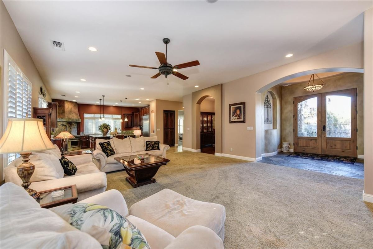 Mansions in spectacular home in Exclusive Canyon View Estates