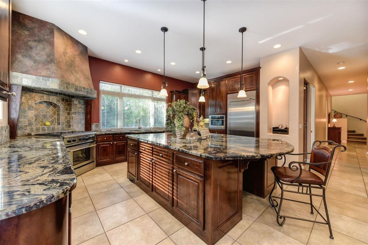 spectacular home in Exclusive Canyon View Estates luxury homes