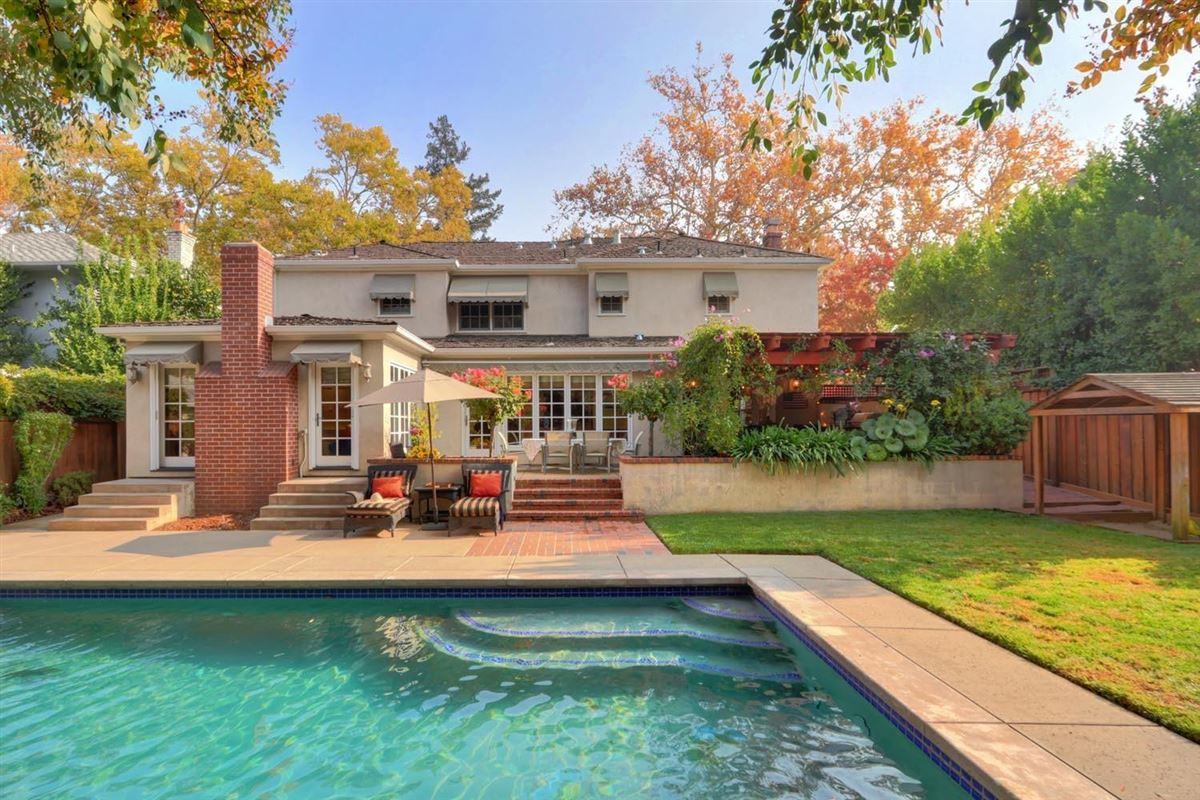 Luxury homes in Classic and elegant home in the fabulous forties