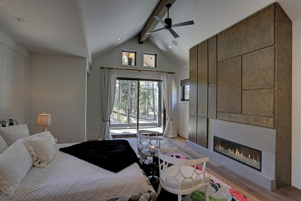 Luxury real estate a beautiful home in truckee