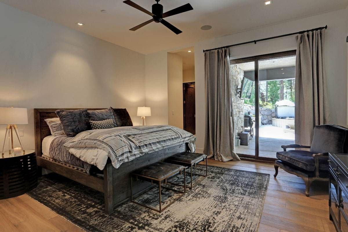 a beautiful home in truckee mansions