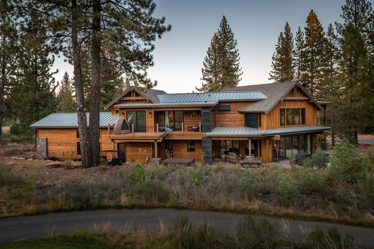 Luxury homes in incredible custom retreat