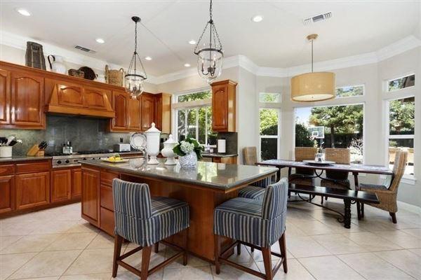 Gated Silverwood Enclave In Granite Bay California Luxury Homes