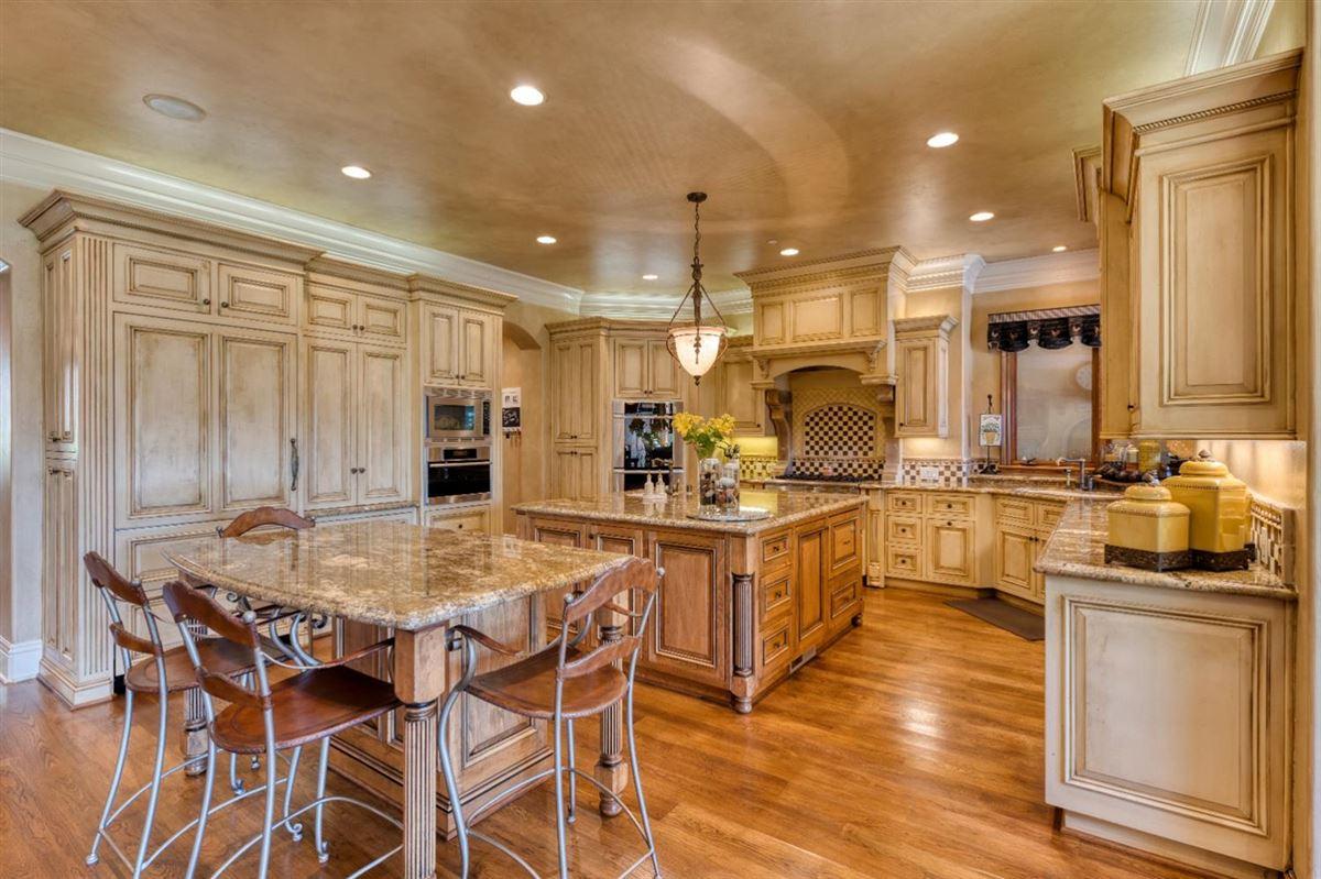 sophisticated yet comfortable home overlooking the fairway luxury properties