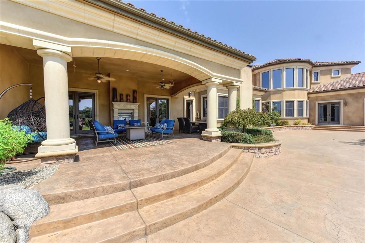 Luxury real estate luxurious Mediterranean estate in granite bay