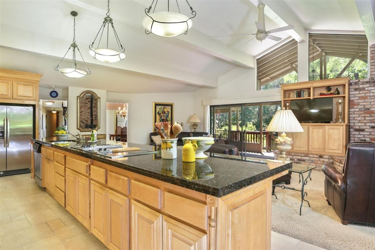 Luxury properties a Beautiful single-story home on 17 acres