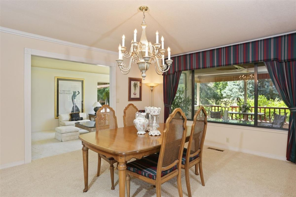 a Beautiful single-story home on 17 acres luxury properties