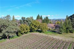 country property on five acres with vineyard luxury real estate