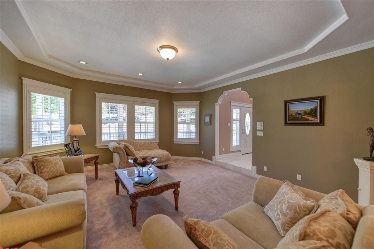 Luxury real estate beautiful custom home in prestigious Los Cerros