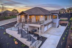 luxury new construction in the Outlook Subdivision mansions