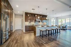 Luxury homes in luxury new construction in the Outlook Subdivision