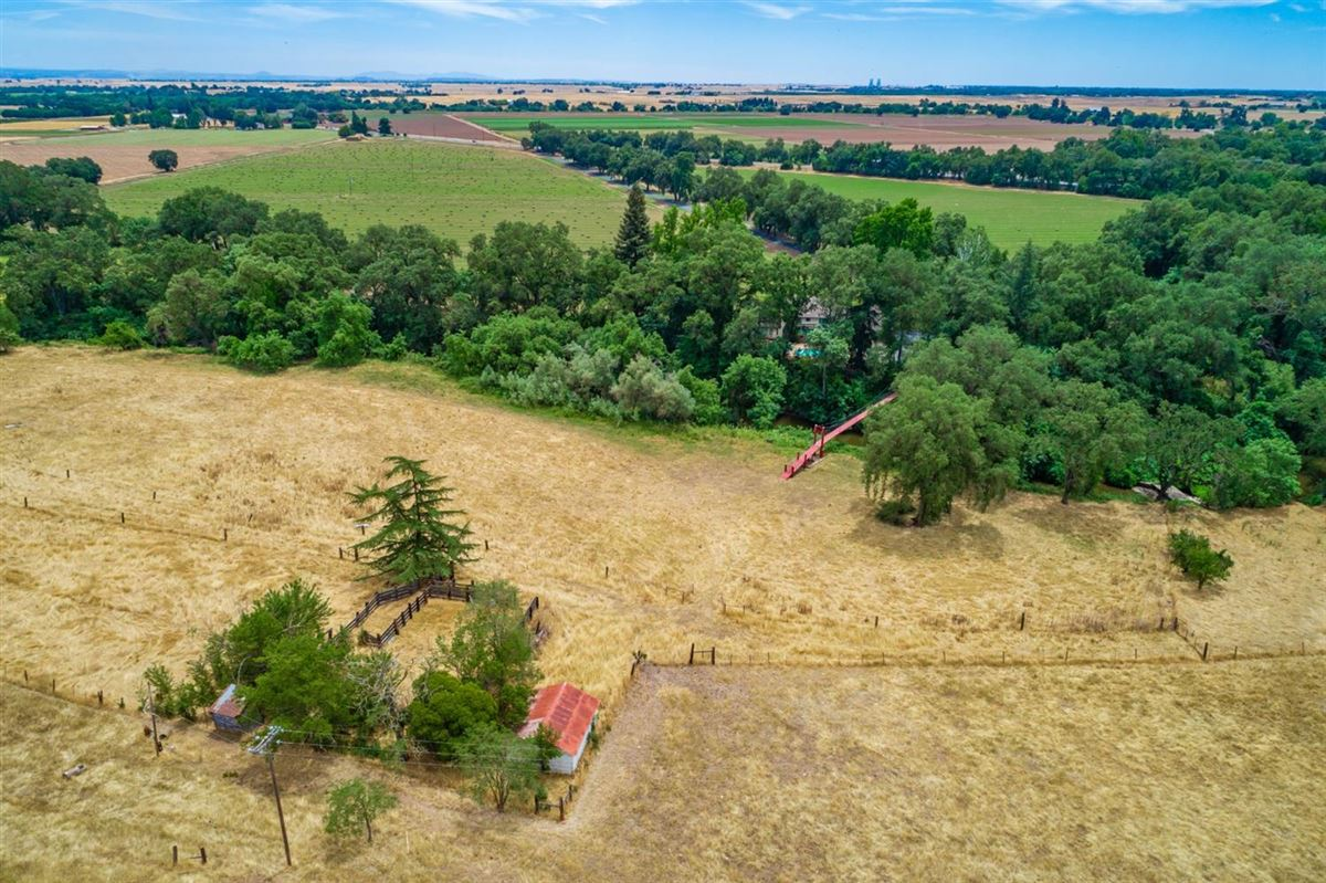 Luxury properties this stunning ranch property boasts a beautiful creek