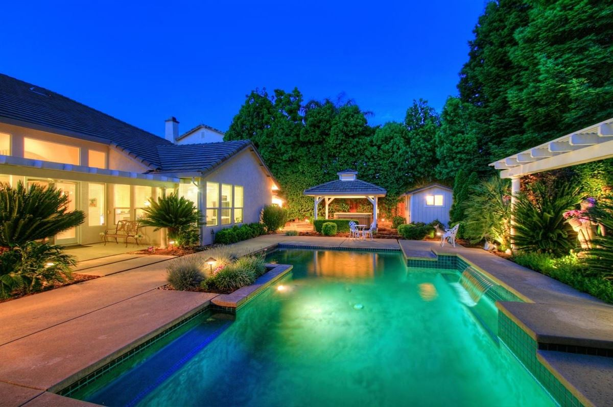 Luxury real estate Granite Bay Pointe beauty