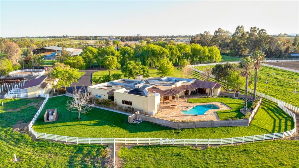 gorgeous residence on 13-plus acres luxury real estate