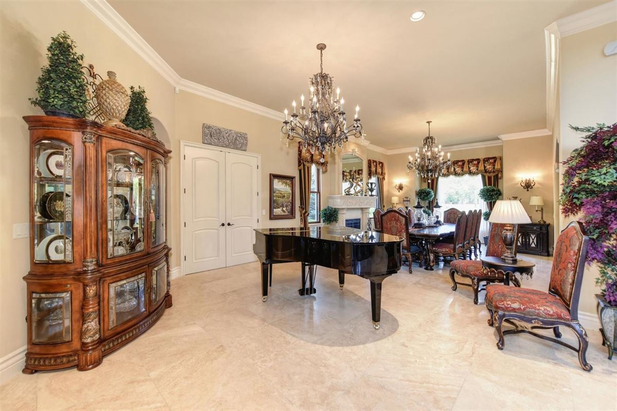 Luxury properties luxurious Mediterranean estate in granite bay