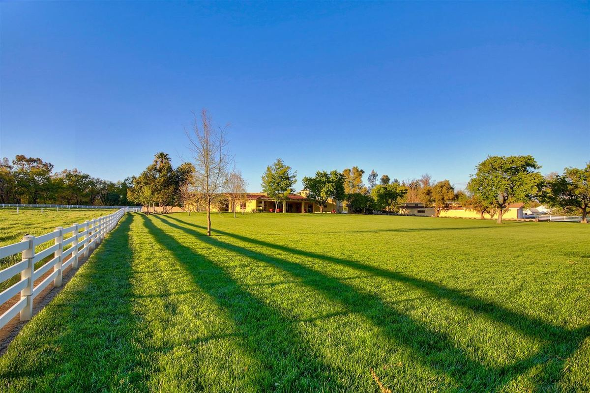 Luxury properties secluded mission style home on 13-plus acres