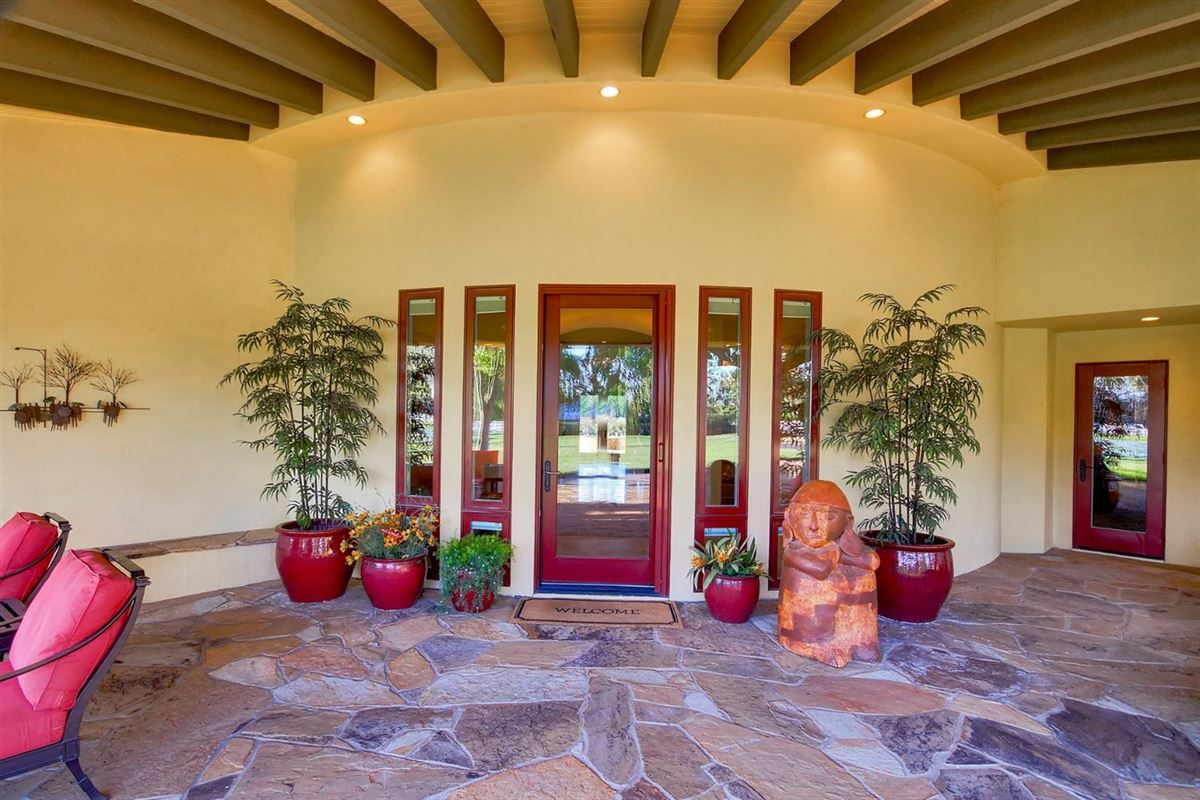 Mansions in secluded mission style home on 13-plus acres